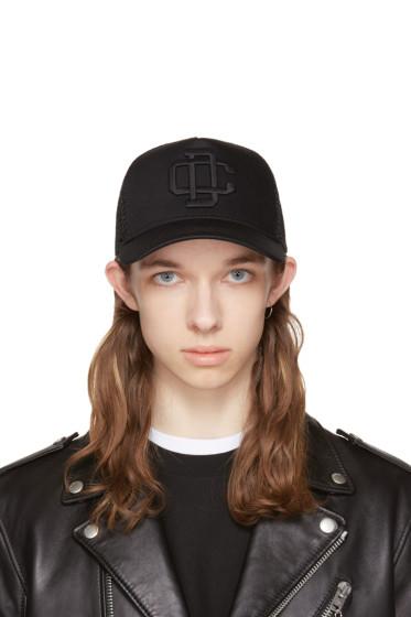 Dsquared2 - Black Logo Snapback Cap
