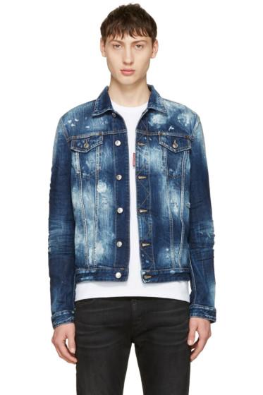 Dsquared2 - Blue Denim Jacket