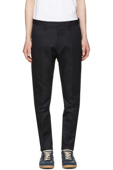 Dsquared2 - Navy Cotton Chinos