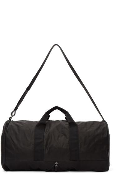 Maison Margiela - Black Packable Duffle Bag