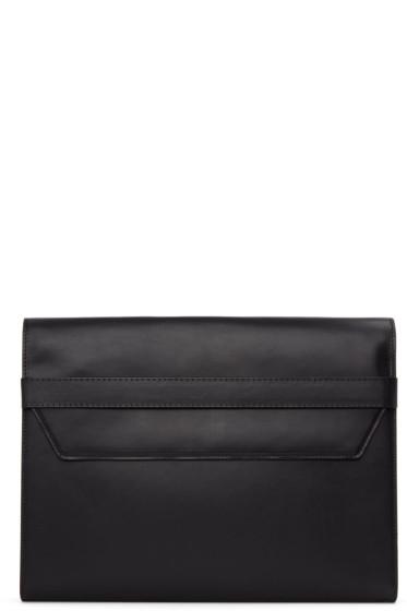 Maison Margiela - Black Leather Portfolio