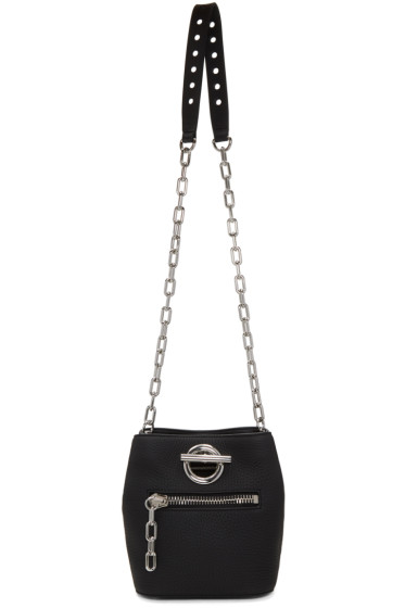Alexander Wang - Black Riot Cross Body Bag