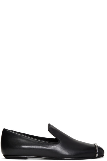 Alexander Wang - Black Binx Loafers