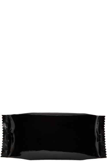 MM6 Maison Margiela - Black Candy Wrapper Clutch