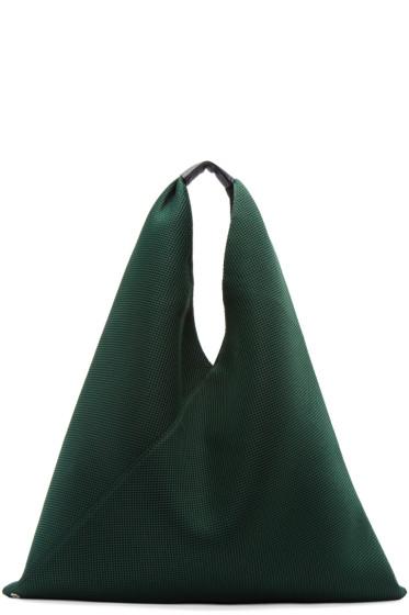 MM6 Maison Margiela - Green Mesh Tote