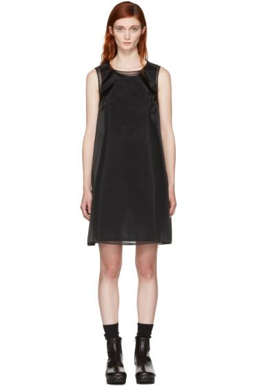 MM6 Maison Margiela - Black Crinoline Dress