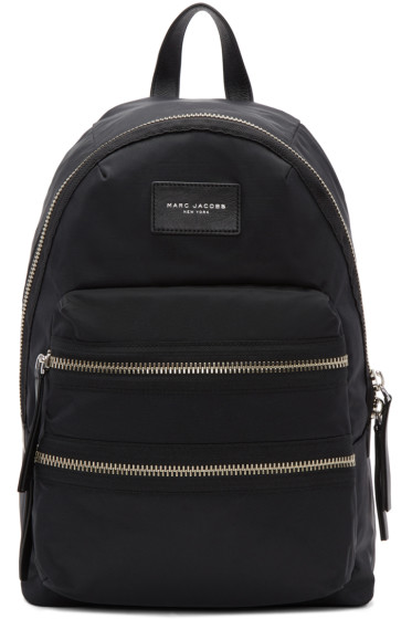 Marc Jacobs - Black Biker Backpack
