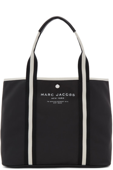 Marc Jacobs - Black East/West Tote