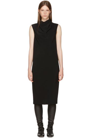 Rick Owens - Black Bonnie Dress
