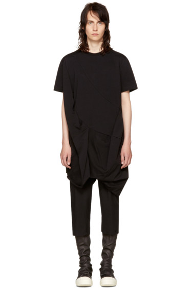 Rick Owens - Black Smash T-Shirt