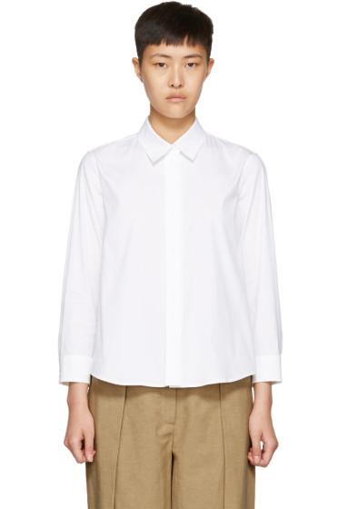 Jil Sander - White Valentina Shirt