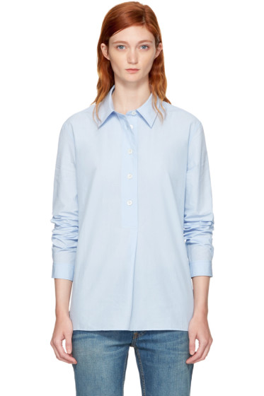 A.P.C. - Blue Boy Shirt