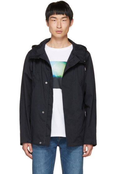 A.P.C. - Navy Cliff Parka