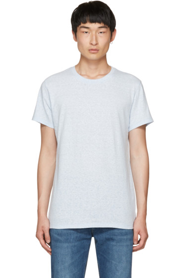 A.P.C. - Blue Jimmy T-Shirt