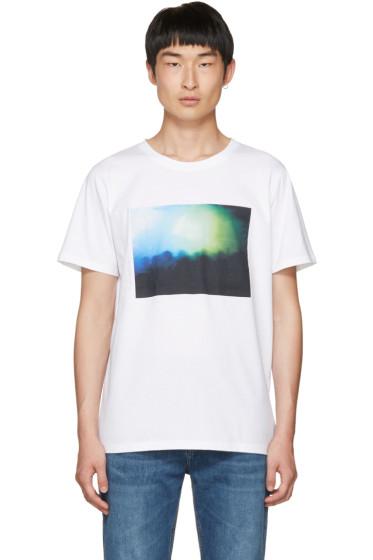 A.P.C. - White Gig T-Shirt