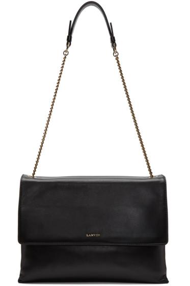 Lanvin - Black Medium Sugar Bag