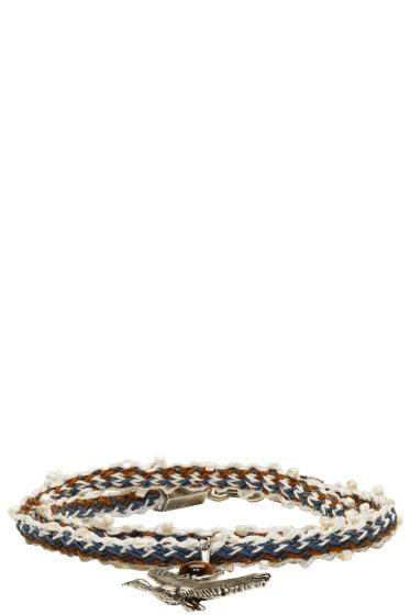 Lanvin - Multicolor Bird Bracelet