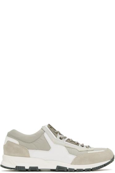 Lanvin - Grey Running Sneakers