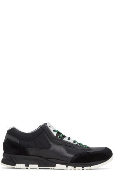 Lanvin - Black Running Sneakers