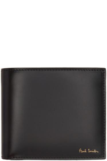 Paul Smith - Black Monkey Bifold Wallet