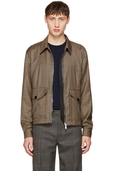 Paul Smith - Khaki Gents Jacket