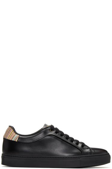 Paul Smith - Black Basso Sneakers