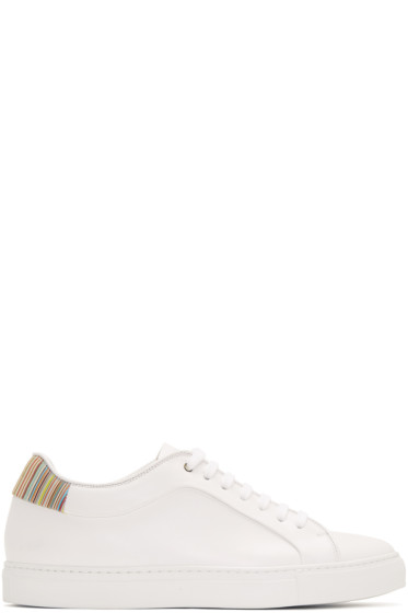 Paul Smith - White Basso Sneakers