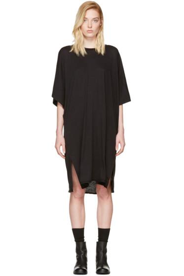 Raquel Allegra - Black Kimono Dress