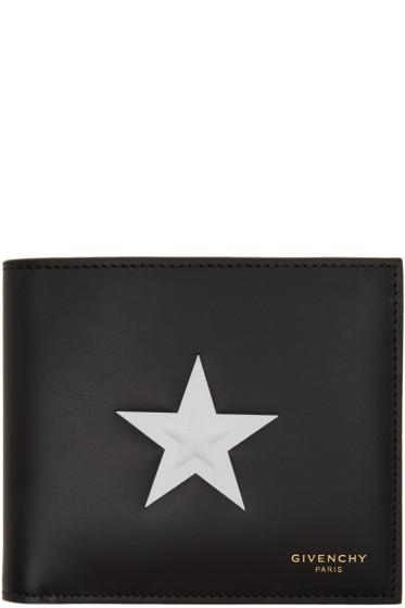 Givenchy - Black Star Wallet