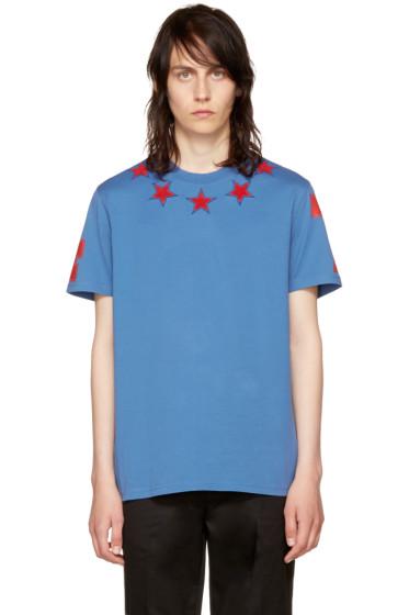 Givenchy - Blue Stars 74 Shirt