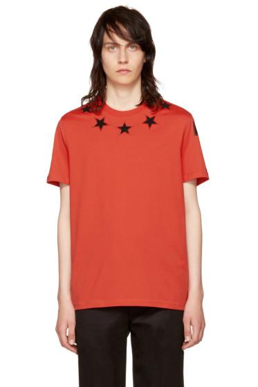 Givenchy - Red Stars 74 Shirt