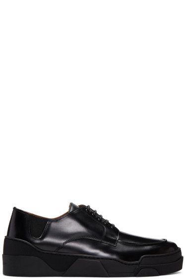 Givenchy - Black Tyson Derbys