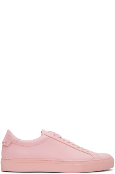 Givenchy - Pink Urban Knots Sneakers