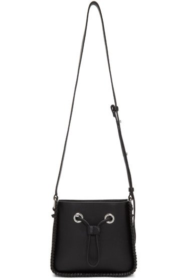 3.1 Phillip Lim - Black Mini Soleil Bucket Bag