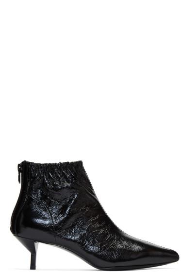 3.1 Phillip Lim - Black Blitz Boots