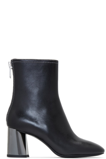 3.1 Phillip Lim - Black Drum Boots
