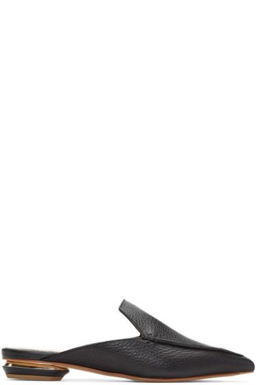 Nicholas Kirkwood - ブラック ベイヤ ミュール