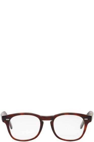 Cutler And Gross - Tortoiseshell 1046 Glasses