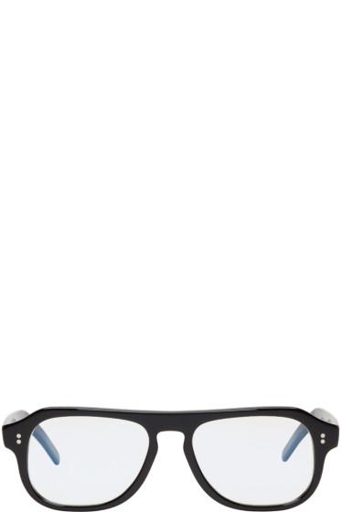 Cutler And Gross - Black 0822 Aviator Glasses