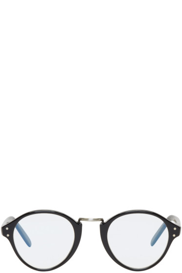 Cutler And Gross - Black 1243 Glasses