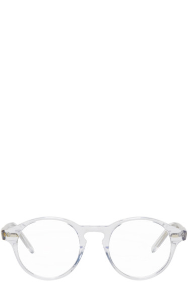 Cutler And Gross - Transparent 1234 Glasses