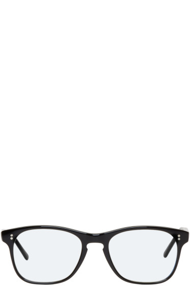 Cutler And Gross - Black 1235 Glasses