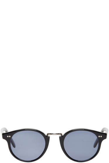 Cutler And Gross - Black 1008 Sunglasses