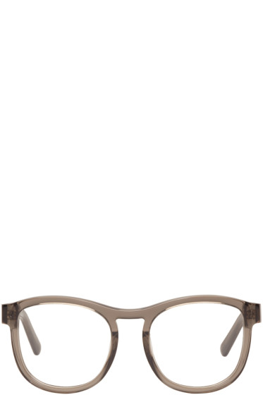 Chloé - Grey Round Glasses