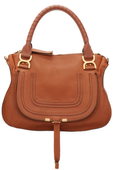 Chloé - Tan Medium Marcie Bag