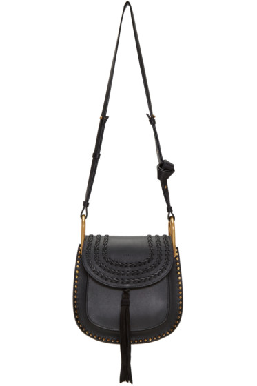 Chloé - Black Small Hudson Bag