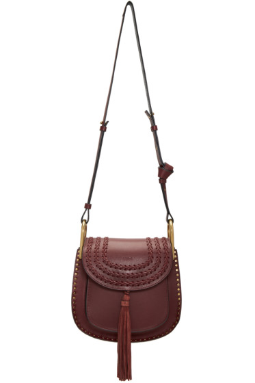 Chloé - Red Small Hudson Bag