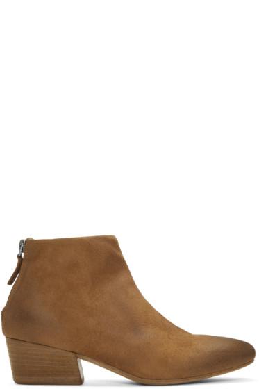 Marsèll - Tan Freccia Boots