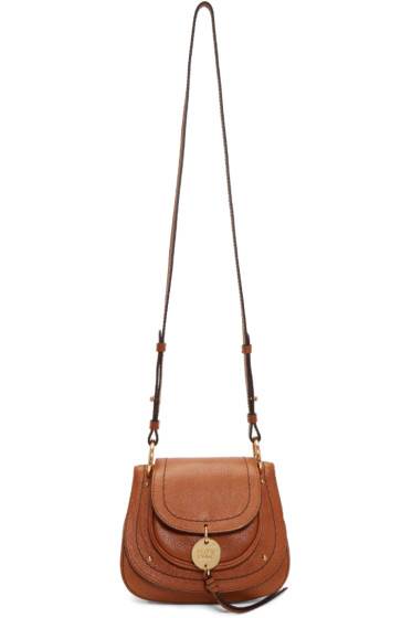 See by Chloé - Tan Charm Shoulder Bag