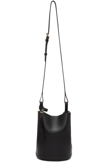 Burberry - Black Small Lorne Haymarket Bag